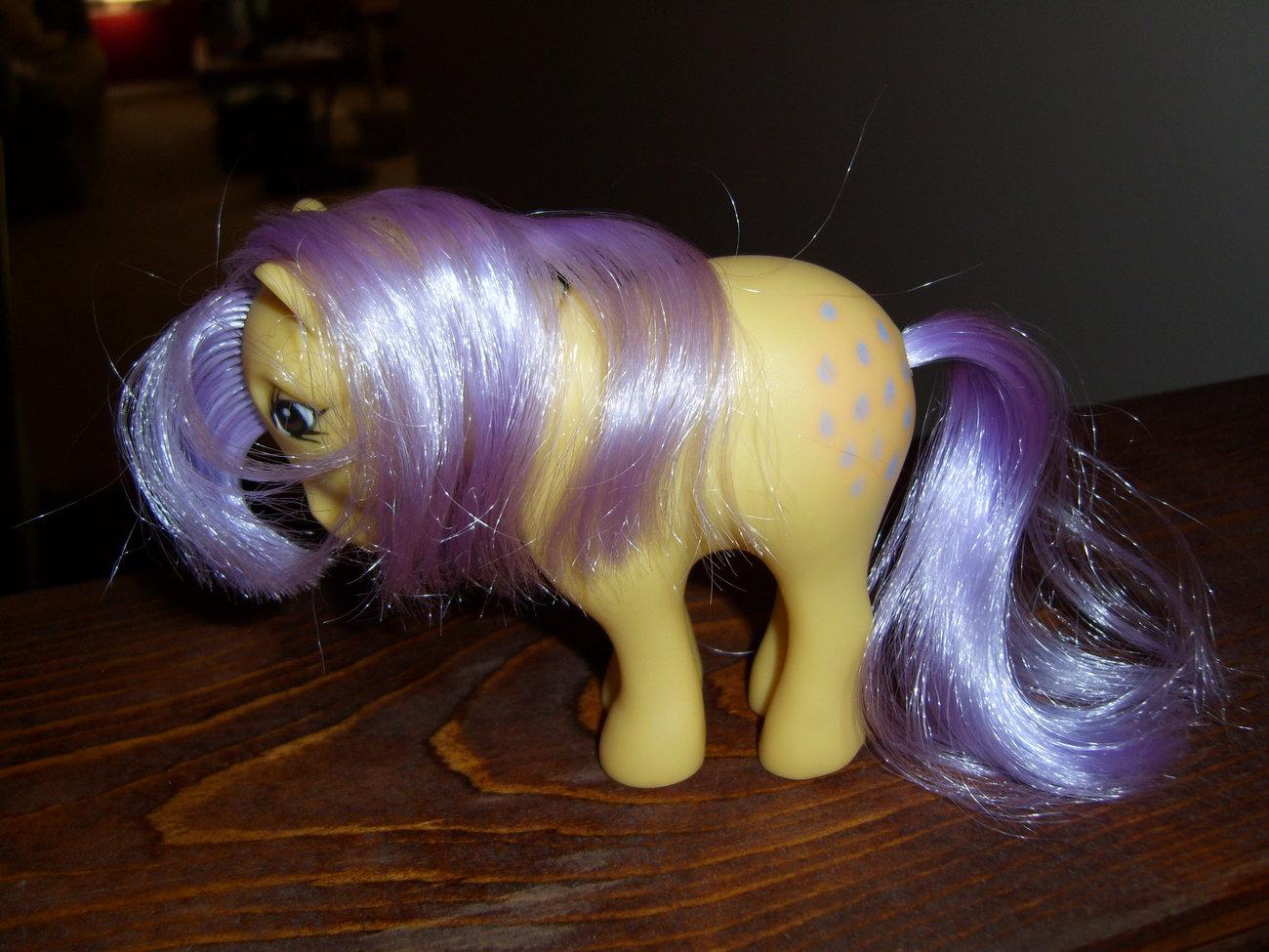 My Little Pony G1 Greek Lemondrop