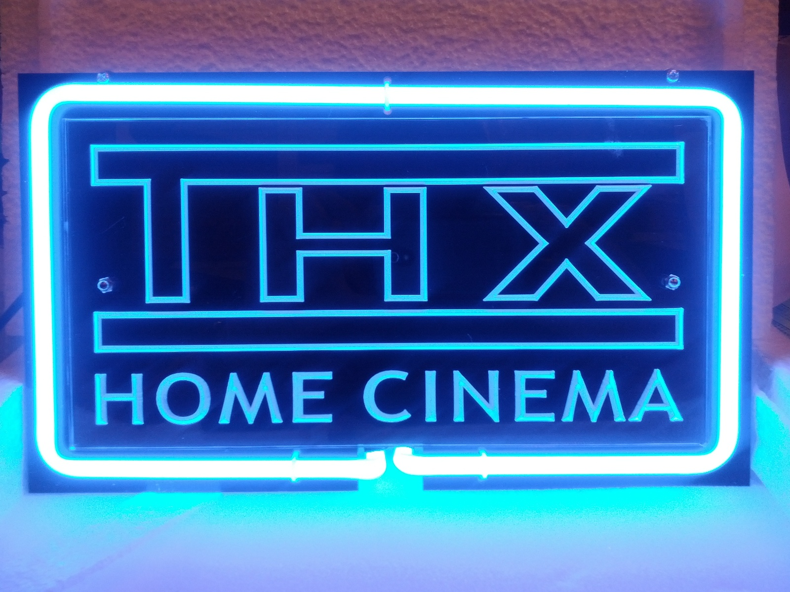 Sb152 thx home cinema video decor display beer bar neon - Thx home cinema ...