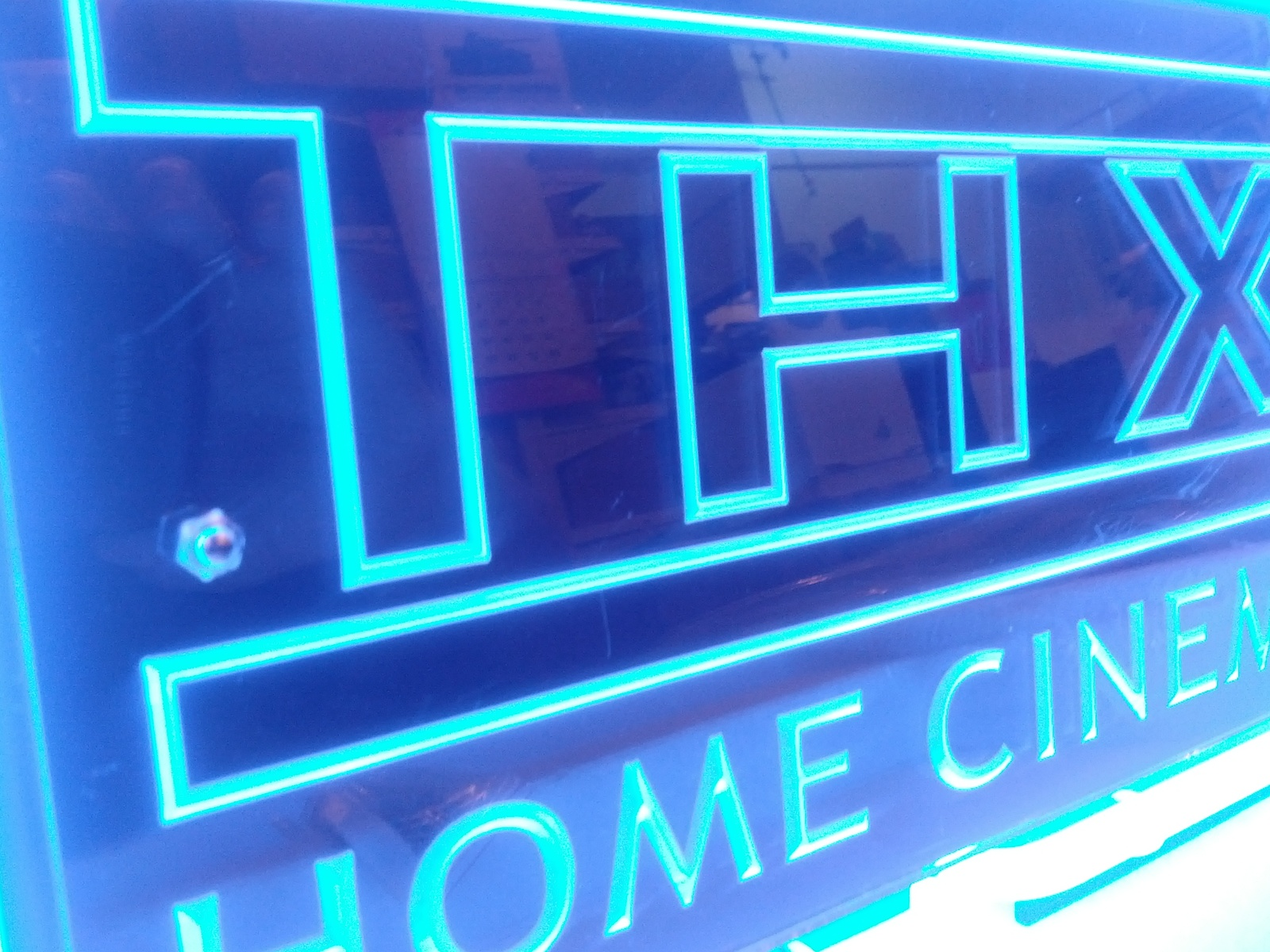 Sb152 Thx Home Cinema Video Decor Display Beer Bar Neon