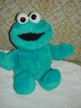 Sesame Street Tickle Me Cookie Monster 1997 - $17.00