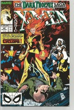Classic X-men #42 Dark Phoeix Saga Marvel Comics VF/NM 1989 - $8.50