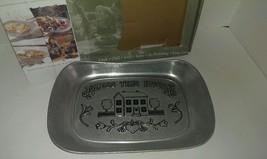 Wilton Armetale Bless House Silver Decorative B... - $16.98