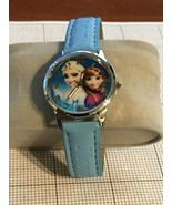 Disney Frozen Watch Stainless Steel Back No Packaging Watch Only - $5.00