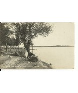 D Lakefield MN Minnesota RPPC Postcard Andersons Point Unposted Divided Back - $2.89