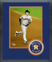 Alex Bregman 2018 MLB All-Star Game -11x14 Team Logo Matted/Framed Photo - $42.95