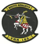 USMC Marine Medium Helicopter Squadron 165 (VMM-165) Patch - $9.97