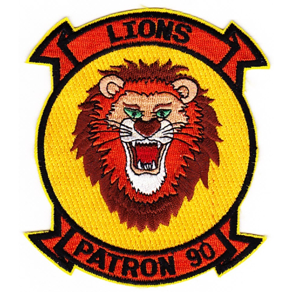 Primary image for US Navy PATRON 90 Aviation Patrol Squadron Ninety Patch