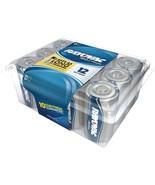 Rayovac Alkaline Batteries Reclosable Pro Pack (d, 12 Pk) RVC81312PPJ - $30.95