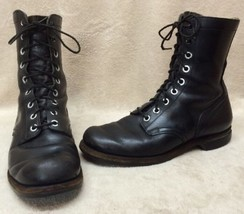 Genuine Vietnam Era Military Combat Boots Men 1... - $286.11