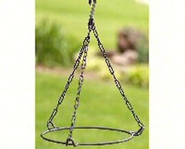 achla designs wrought iron bird bath hanging ring achlabbh01 4648 achla designs wrought iron