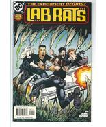 Lab Rats Issue #1 NM John Byrne DC Comics - 2002 - $4.95