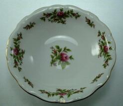 Johann Haviland Moss Rose Fruit Bowl - $9.27