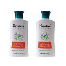 Himalaya Herbals Anti-Stress Massage Oil (200ml... - $20.00