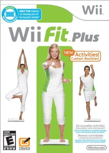 WII FIT PLUS (BALANCE BOARD NOT INCLUDED) [video game]