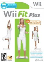 WII FIT PLUS (BALANCE BOARD NOT INCLUDED) [video game] - $14.84