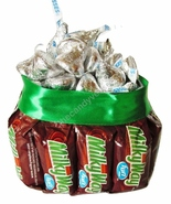 Milky Way Candy Bowl - $10.00