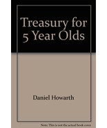 A Treasury for Five Year Olds, A Collection Of Stories, Fairy Tales, and... - $26.68