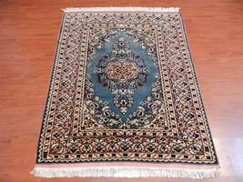 High Quality Turkish Anatolia Kayseri Bunyan Carpet Floral Vintage Rug 4... - $381.15
