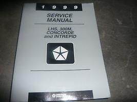 1999 Chrysler LHS 300M Concorde Intrepid Shop Service Shop Repair Manual... - $79.15