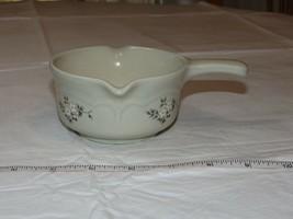 Pfaltzgraff USA Heirloom Potpourri or Butter Warmer Warming Pan Stoneware - $21.36