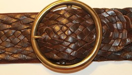 Guess Women's Braided Leather with Garterized Body Size Small / Medum - €21,33 EUR