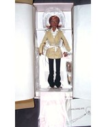 "Madame Alexander DINNER FOR TWO PARIS Dark Skinned Doll NIB LE750 16"" - $134.96"