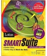 Lotus Smartsuite Millennium Edition 9.5 Release [CD-ROM] Windows 98 / Wi... - $98.99