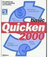 Basic Quicken 2000 - $19.79
