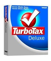 TurboTax Deluxe 2004 [Old Version] [CD-ROM] Mac / Windows 98 / Windows 2... - $69.29