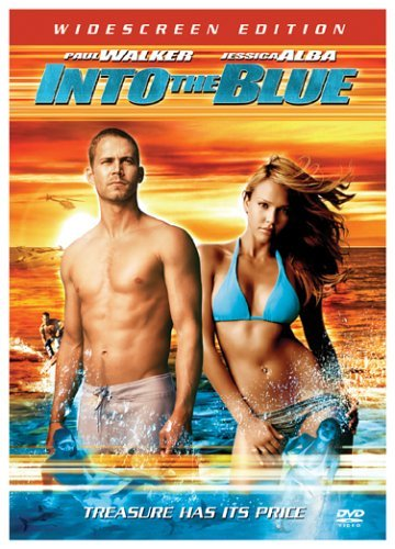Dvd into the blue 043396118195