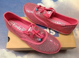 Keds Kids Champion K Pink Sneaker Youth Size 3.5 to 4.5 / Women Size 6 - $28.00