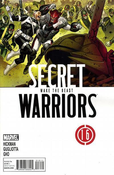 Secret warriors  16