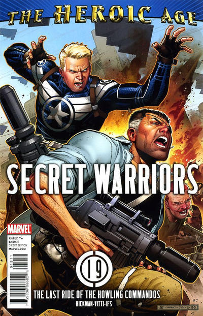 Secret warriors  19