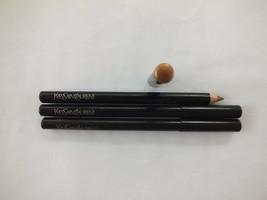 3 Yves Saint Laurent LONG-LASTING Eye Pencil - #8 - Full Sizes - New - $14.84