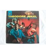 THEODORE BIKEL Songs of a Russian Gypsy LP [Vinyl] Theodore Bikel - $12.50