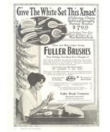 1937 Fuller Brushe range of product print ad - $10.00
