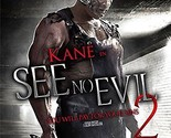 SEE NO EVIL 2 BLU-RAY - SINGLE DISC EDITION - NEW UNOPENED - KANE