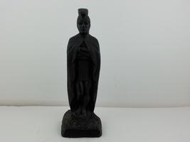 Vintage Coco Joe's  King Kamehameha 1 Figurine - Made from Lava !!  - $35.00