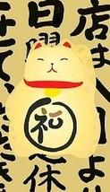 Japanese Good Luck Cat Magnet #9 - $8.99