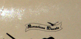 Vintage 1960's Comic Images Israel IDF Stickers American Decals Page Circus Rare image 4