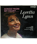 """Loretta Lynn  """"Songs From My Heart""""   LP - $3.00"""