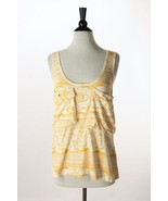 Anthropologie C. Keer Safari Pocket Tank Top M - $28.95