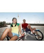 Tricycle Outdoors Cruiser Adult Exercise Recumbent Bicycle Bike Workout ... - $574.72