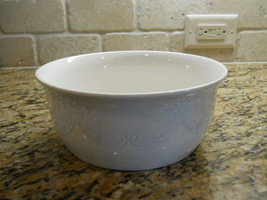 "Lenox China Swedish Lodge 7 1/2"" X 3 1/4"" Round Serving Bowl - $34.64"