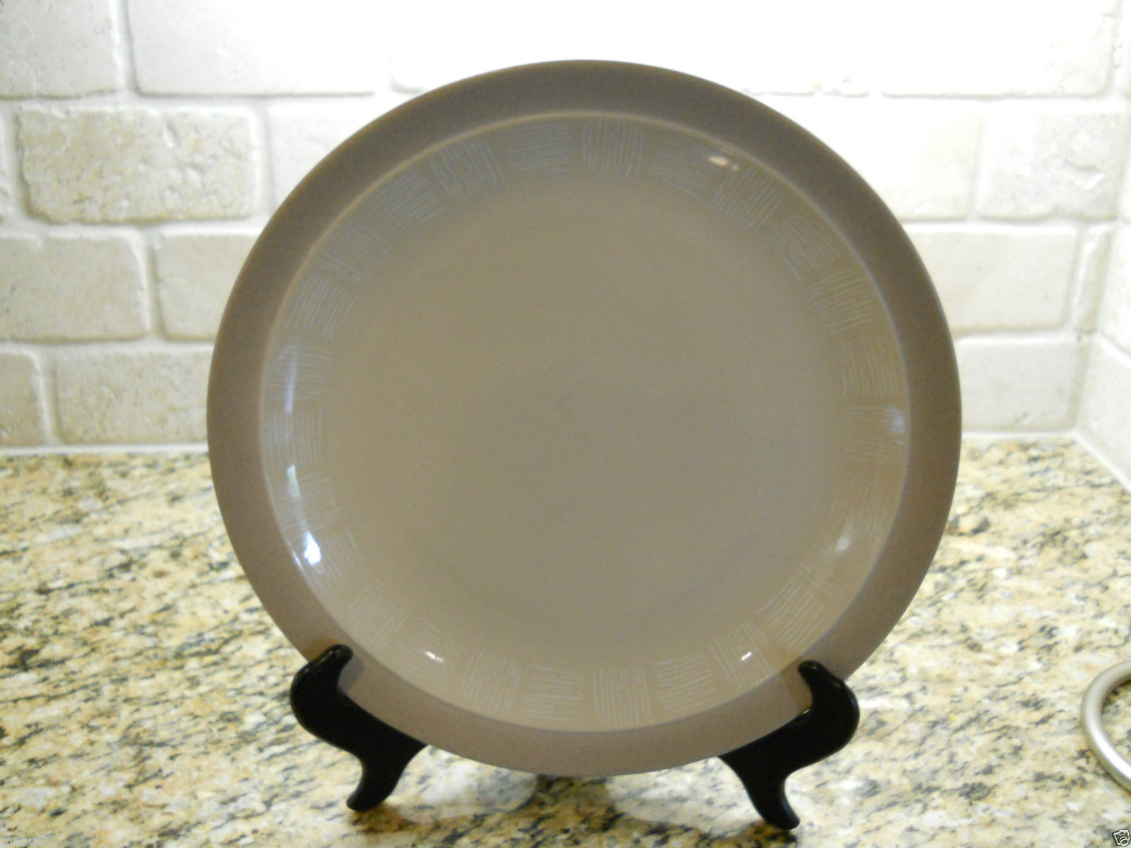 Johnson Brothers Hessian 11 1/4  Dinner Plate & Johnson Brothers Hessian 11 1/4