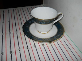 Royal Doulton Carlyle Cup and Saucer - $14.70