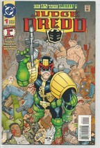 Judge Dredd #1 Fine+/VF range DC COMICS 1994 - $7.00