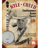 Kyle Creed Clawhammer Banjo Master/Book w/CD set  - $18.99