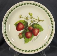 "Portmeirion Strawberry Fair Dinner Plate 10 1/2"" Elsanta Red Berries PLEASE READ - $27.95"