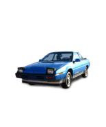 1986 SUBARU XT TURBO POSTER 24 X 36 INCH Looks GREAT! - $20.89